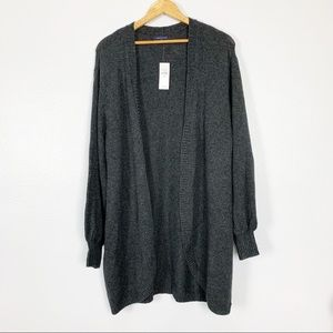 American Eagle | Open Front Cardigan Sweater NWT
